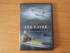 Sea Kayaking with Gordon Brown dvd